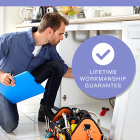 Lifetime Workman Guarantee