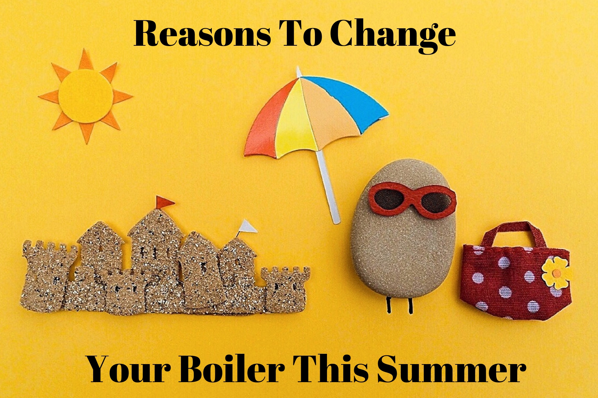 change boiler this summer